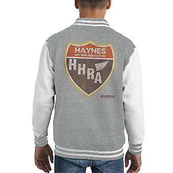 Haynes Hot Rod Association Kid Varsity Jacket