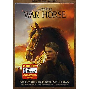Krig hest [BLU-RAY] USA importerer
