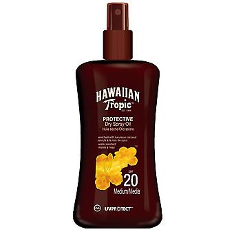 Hawaiian Tropic Ht Protective Dry Oil Spray SPF 20