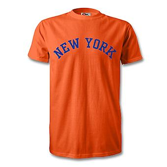 New York College Style Kids T-Shirt