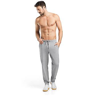 Mens trouser grey marble lounge long · · · ·