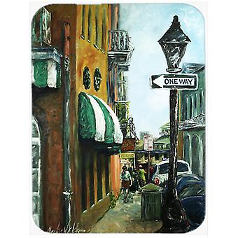 Carolines Treasures  MW1203MP Street Scene Mouse Pad, Hot Pad or Trivet