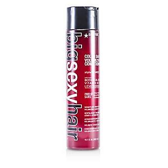 Sexy Hair Concepts Big Sexy Hair Color Safe Weightless Moisture Volumizing Conditioner (For Flat, Fine, Thick Hair) 300ml/10.1oz