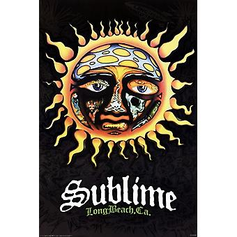 Sublime - Sun Poster Poster Print