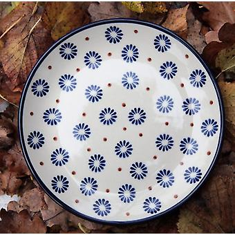 Lunch plate ø 25.5 cm, tradition 39, polonês olaria - BSN 20658