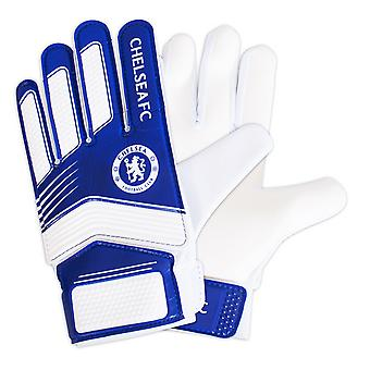 Chelsea FC Childrens/Kids keeper handschoenen
