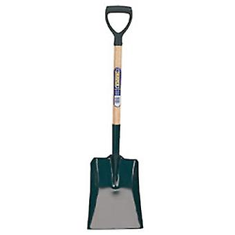 Draper 10904 Square Mouth Builders Shovel With Hardwood Shaft