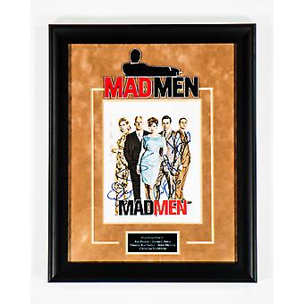 Madmen - Signed by Cast - Framed Artist Series