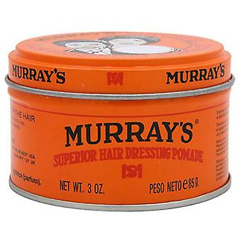 Murray's Superior Pomade 90 ml (3-Pack) (Frisier-Cremes & Wachs)