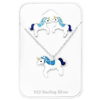 Unicorn - 925 Sterling Silver Sets