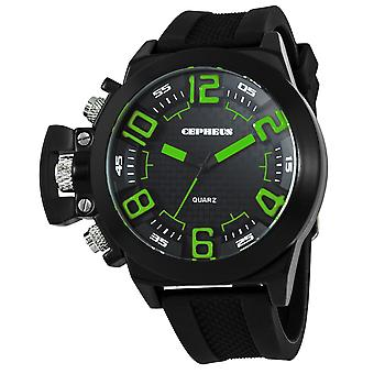 CEPHEUS gents watch analogue CP901-622D