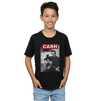 Johnny Cash jungen Studio Gitarrist T-Shirt