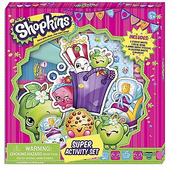 Shopkins Shopkins Activity Set**^
