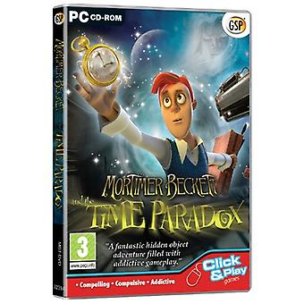 Mortimer Beckett og tid Paradokset (PC CD)