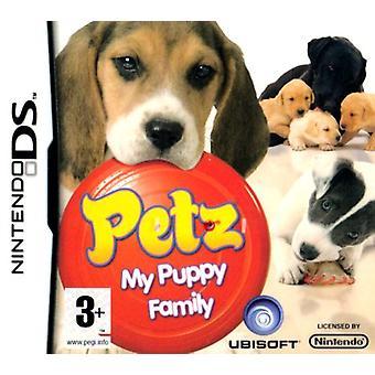 Petz mijn Puppy familie (Nintendo DS)