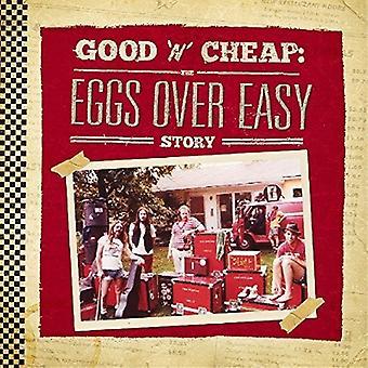 Eggs Over Easy - Good N Cheap: The Eggs Over Easy Story [CD] USA import