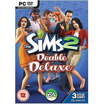 Sims 2 Double Deluxe (PC DVD)