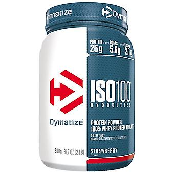 Dymatize ISO-100 Chocolate Peanut 900 gr (Sport , Muscle mass , Proteins)