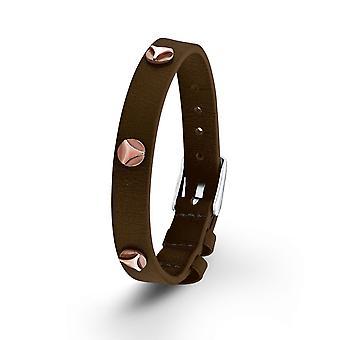 s.Oliver jewel children and adolescents bracelet leather SOK219/1 - 9035373