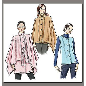 Misses' Jacket And Belt-F5 (16-18-20-22-24) -*SEWING PATTERN*