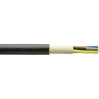Faber Kabel 010117 High-voltage cable NYY-J 1 x 25 mm² Black Sold by the metre