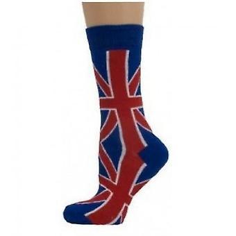 Union Jack usure Mesdames Union Jack chaussettes