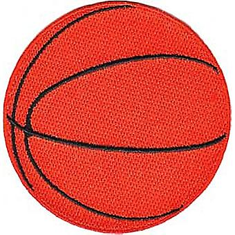 Basketball Iron-On / Sew-On Embroidered Patch