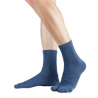Knitido calze tabi, corto due dita dei piedi calzini di cotone