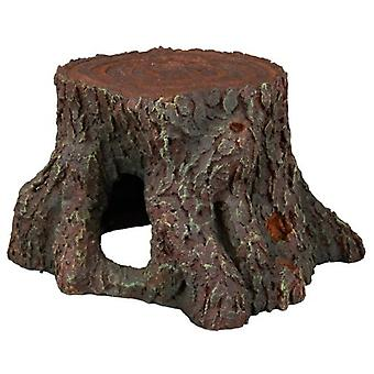 Trixie Tree Stump for Aquariums 16 Cm. (Fish , Decoration , Drift Wood )