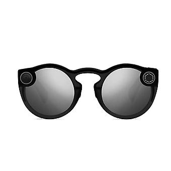 Snapchat Brille 2 Original - HD-Video-Sonnenbrille Onyx Moonlight gemacht