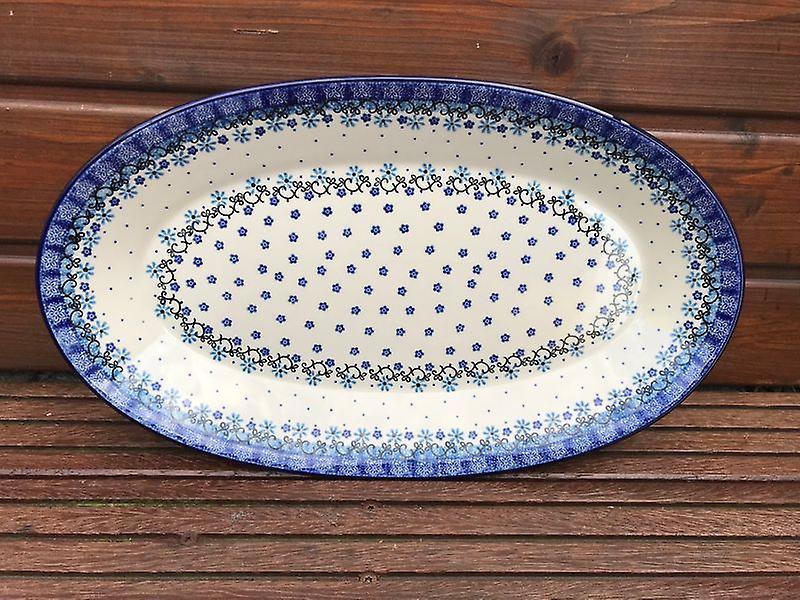 Platte, oval, 45,5 x 27 cm, Fleur Delicate, BSN J-1924