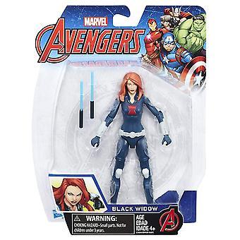Marvel Avengers Black Widow 6-in Basic Action Figure