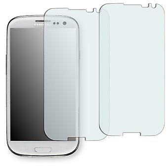 Samsung I9300 Galaxy S3 La fleur Edition display protector - Golebo crystal-clear protector (miniature sheet)