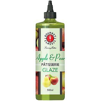 Gourmet-Classic Apfel und Birne Patisserie Glasur