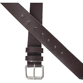 Mens PU Leather Buckle Belt - Free Delivery | Enzo Designer Menswear