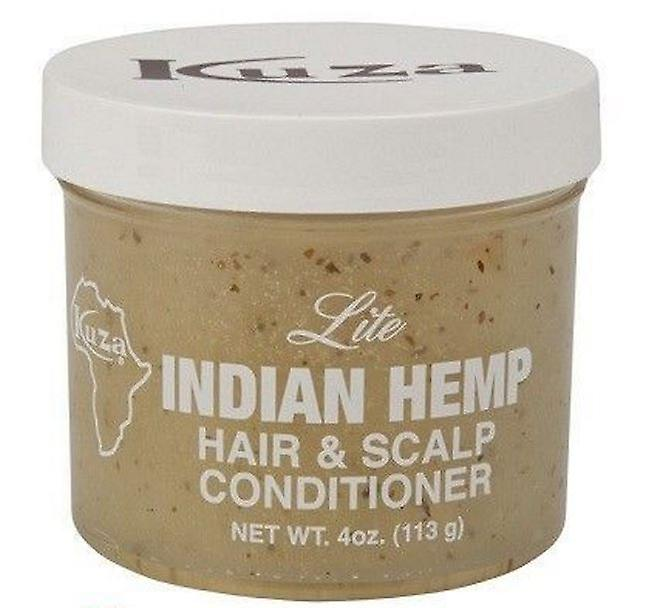 Kuza Lite Indian Hemp Hair & Scalp Conditioner 113g/4oz