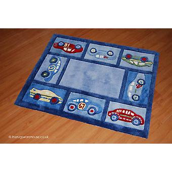 Racing Cars Tapis