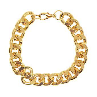 Disco Bracelet Gold
