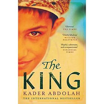 The King (Main) by Kader Abdolah - Nancy Forest- Flier - 978085786296