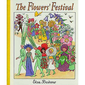 Festival de las flores (ed Mini) por Elsa Beskow - libro 9780863157288