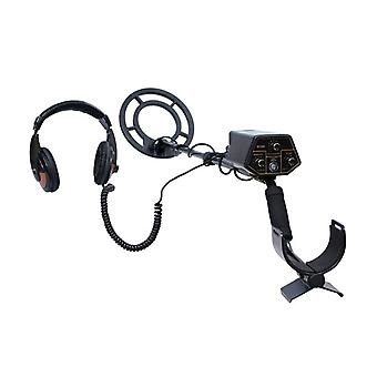TechBrands 10m Waterproof Metal Detector w/ Headphones