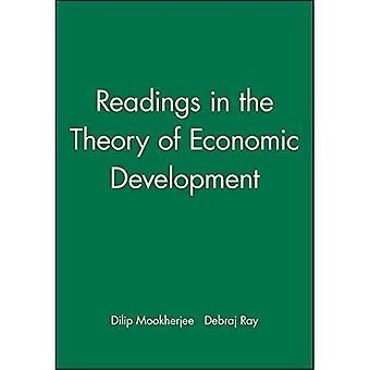 Reading Economic Develpmnt P