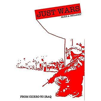 Guerres justes: De Cicéron en Iraq