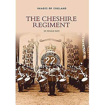 El regimiento de Cheshire (imágenes de Inglaterra)