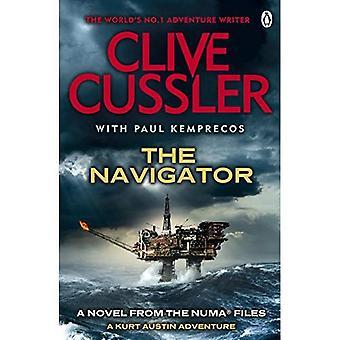 The Navigator: NUMA Files #7 (The NUMA Files)