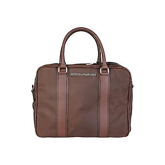 Trussardi Men Brown Briefcases -- 71B9691184