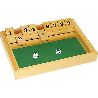 Gibsons Games Shut the Box