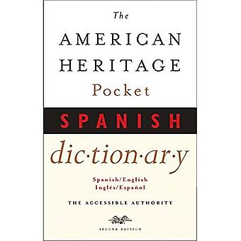 The American Heritage Pocket Spanish Dictionary: Spanish/English - English/Spanish