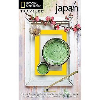 5ª edição do Japão viajante geográfico nacional
