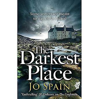 L'endroit plus sombre: (Un inspecteur Tom Reynolds mystère livre 4) (un inspecteur Tom Reynolds Mystery)